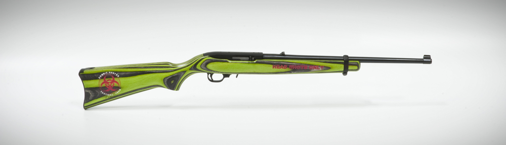 Ruger : 10/22 Zombie Hunter : Caliber 22lr